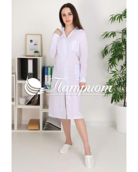 Ткань на медицинские халаты купить в креп продукт
